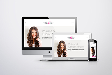 espresso media portfolio image for Angel by CelebrityBrandz