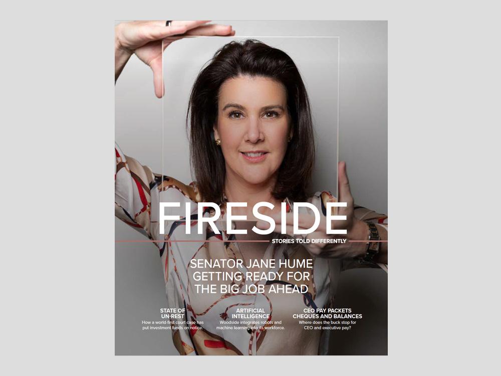 Mercer Fireside Magazine